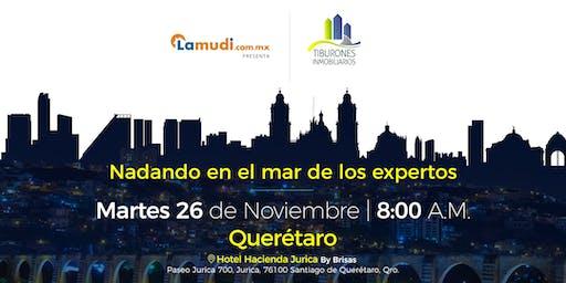 Foro Tiburones Inmobiliarios Querétaro | Presentado por Lamudi