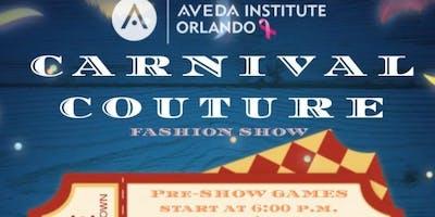 Aveda Institute Orlando's Carnival Couture Fashion Show