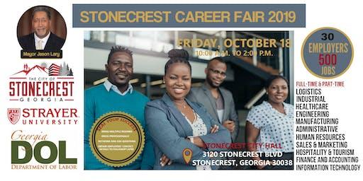 Stonecrest Career Fair 2019