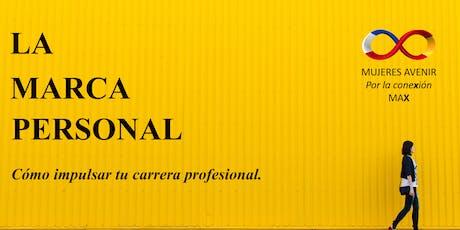 LA MARCA PERSONAL: cómo impulsar tu carrera profesional. entradas