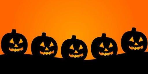 Halloween Family Dance
