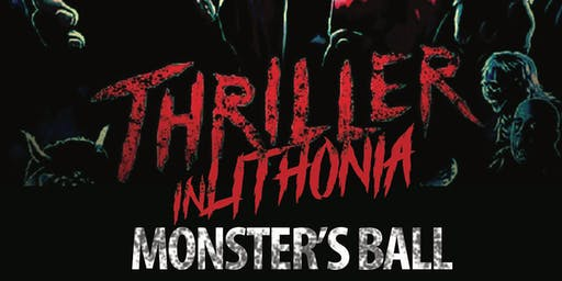 Thriller In Lithonia Monster's Ball and Costume Contest