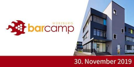 BarCamp Würzburg 2019 tickets