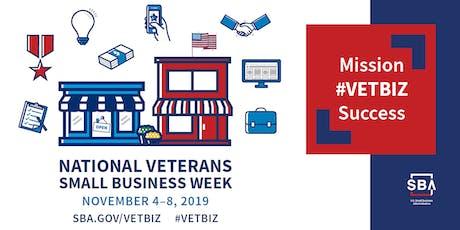 North Carolina Veterans Small Business Forum tickets