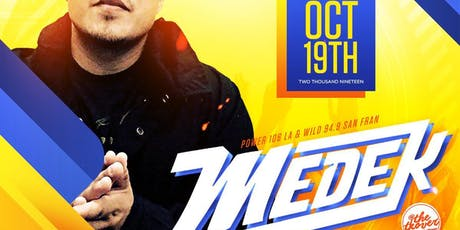 DJ Medek at Mansion Free Guestlist - 10/19/2019 tickets