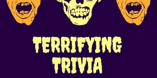Terrifying Trivia by Springfield Rugby Football Club