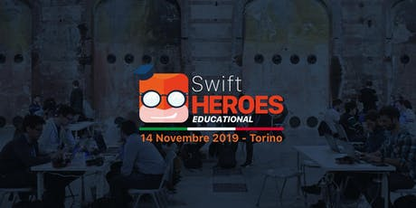 Swift Heroes Educational Day biglietti