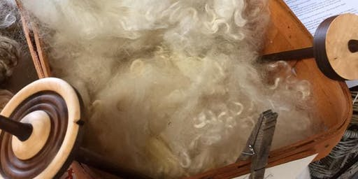 Introduction to Wool Spinning - with Faith