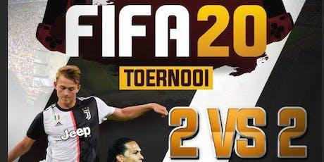 Fifa 20 Toernooi tickets