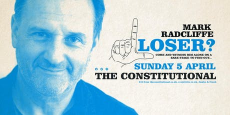 Mark Radcliffe - Loser ? tickets