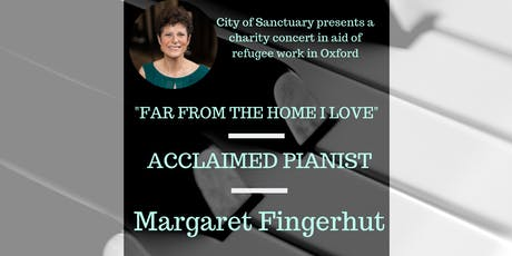Concert with acclaimed pianist Margaret Fingerhut tickets