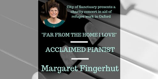 Concert with acclaimed pianist Margaret Fingerhut