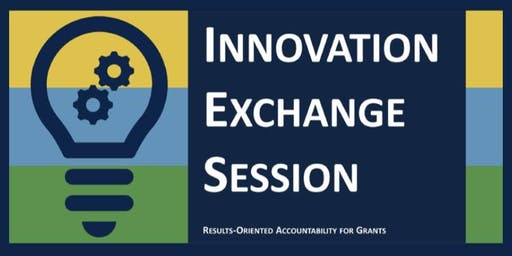 October Grants Innovation Exchange Session