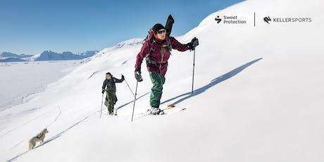 "83° - Ski the North mit Matthias ""Hauni"" Haunholder Tickets"