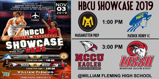 HBCU BASKETBALL SHOWCASE