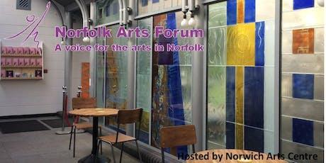 Norfolk Arts Forum Open Space tickets