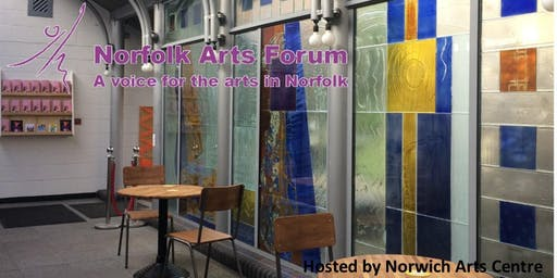 Norfolk Arts Forum Open Space