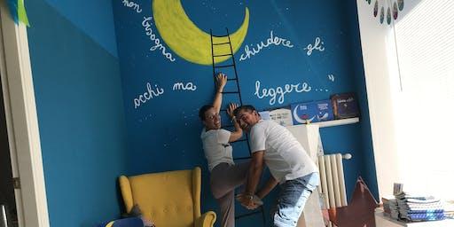 Libreria Punta alla Luna - Dalla noia alla gioia! @Aura Festival