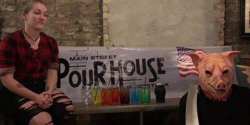 Pour House- Gore House Halloween Party