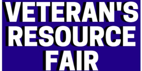 Veterans's Resource Fair tickets