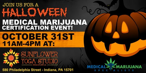 Medical Marijuana Certification Fair, Indiana, PA