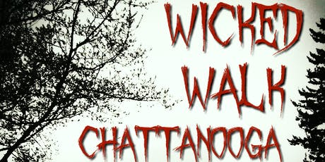Wicked Walk of Chattanooga Tour tickets