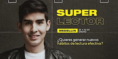 Super Lector Medellín entradas