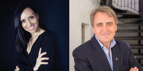 Business and Wellness Coaching with Andrew Priestley and Serena Sabala tickets