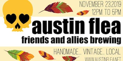 Austin Flea at Friends & Allies Brewing and Austin Eastciders