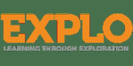 EXPLO Info Meeting tickets