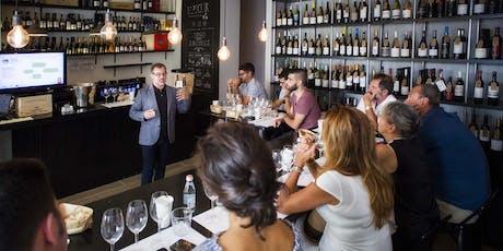 Portimão! Prova Comentada - O que realmente sabes sobre os Vinhos Verdes? bilhetes