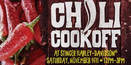 Chili Cook Off tickets