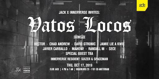 Jack x Innerverse Invites: Vatos Locos Showcase ADE