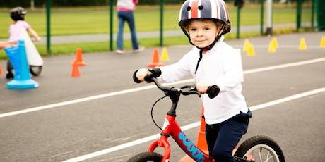 Let's Ride Pop Up - Ready Set Ride - Parent Led Balance Bike #2 tickets