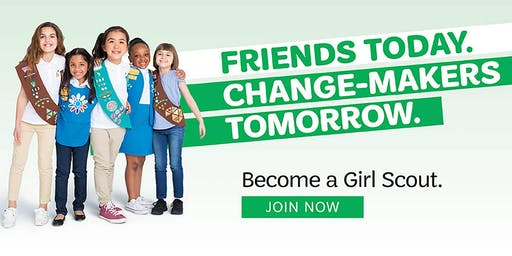 Get to Know Girl Scouts at Hot Springs Elementary