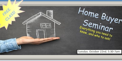 Home Buyer Education Class--Home Buying 101