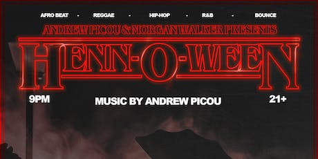 Henn-O-Ween Halloween Party tickets