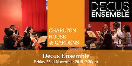 Decus Ensemble tickets