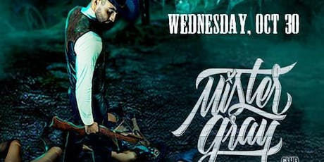 Mister Gray at E11even Guestlist - 10/30/2019 tickets