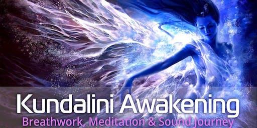 Kundalini Awakening - Breathwork, Meditation & Sound Journey