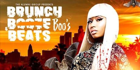 Brunch, Boo's, & Beats: Bottomless Brunch & Day Party - L.A.Halloween Edition tickets