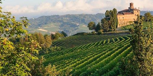 Premium Italian Wines Tasting