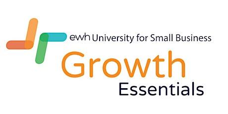 Growth Essentials tickets