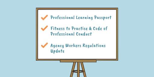 Agency Worker Regulations & EWC Talks on Standards and PLP