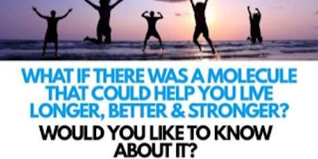 Live Longer Better Stronger Wellness Seminar tickets