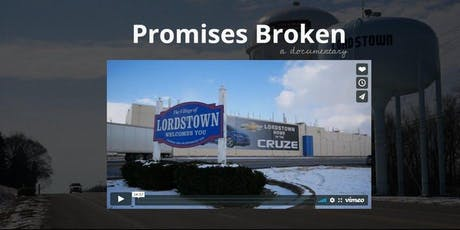 Promises Broken documentary screening & panel discussion tickets