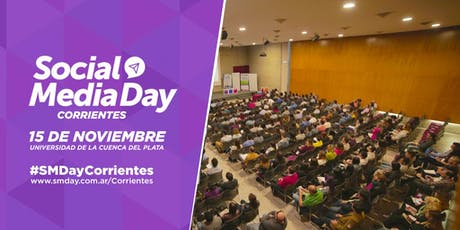 Social Media Day Corrientes 2019 entradas