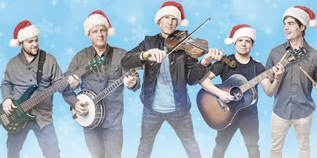 Ryan Shupe and The RubberBand Christmas Show! tickets