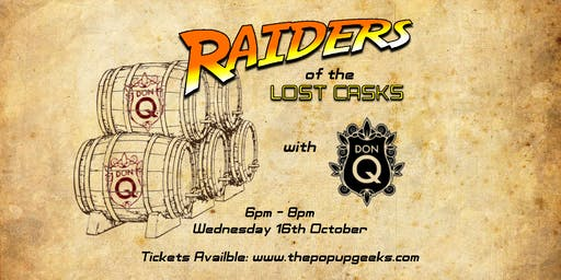 Raiders of the Lost Casks