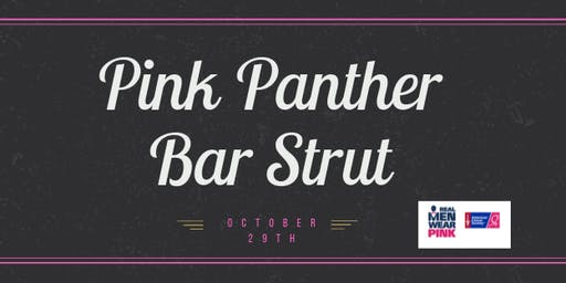 Pink Panther Bar Strut